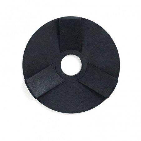 Pieces detachees Accessoires stand hi-hat coupelle en caoutchouc pour embase charley sc-hr1