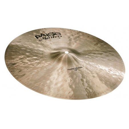 Cymbales crash masters 17'' dark crash