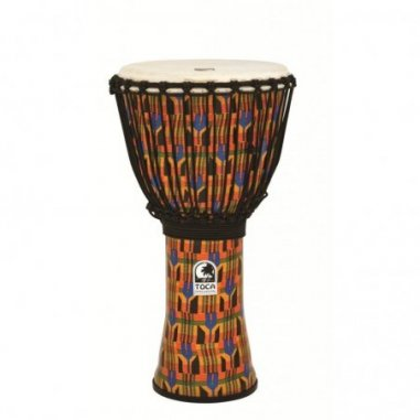 Djembe freestyle accord par corde african sunset Djembe