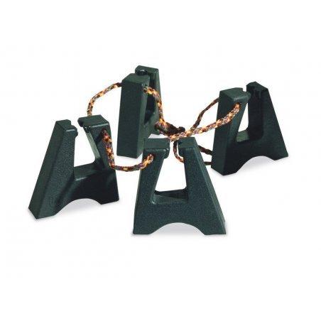 Percussion Lp pieds de caoutchouc support conga lp637 Congas