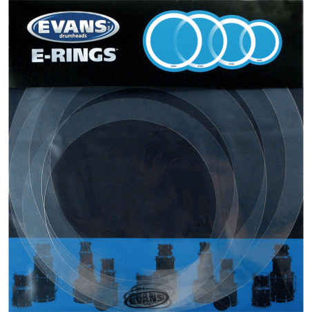 Pack e-ring standard Attenuateurs