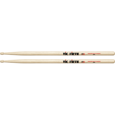 Baguettes Vic firth 55a american classic hickory