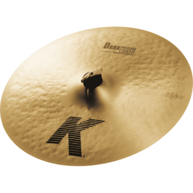 "Cymbale Zildjian k 15"" dark thin crash Zildjian"