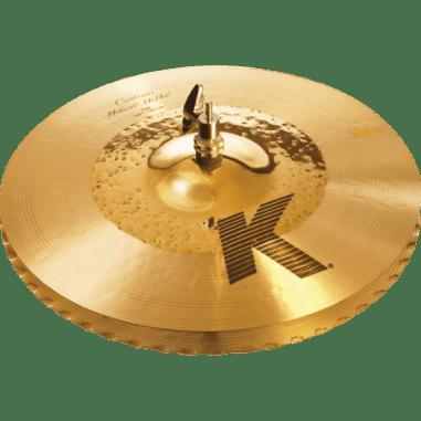 """K custom 14"""" hybrid hi-hat"""
