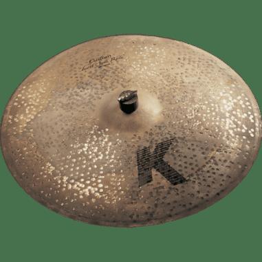 """Cymbale Zildjian k custom 20"""" left side ride (rivetée) Zildjian"""