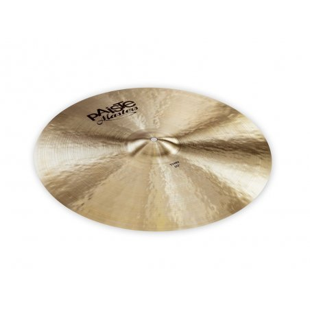 Cymbale Paiste masters cymbales ride masters collection 24'' thin Paiste