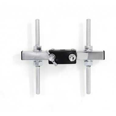 Support Percussion Clamp 2 tiges GAB-2