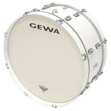 Accessoires Gewa tambour de marche grand tambour peuplier 22x10'' Parade