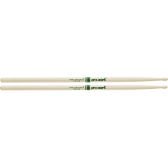 """PROMARK Hickory 7A """"The Natural"""" Wood Tip"""