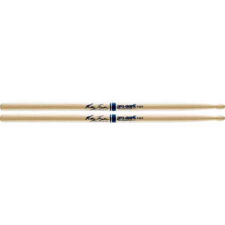 Promark hickory 757 - ray luzier tx757w Baguettes