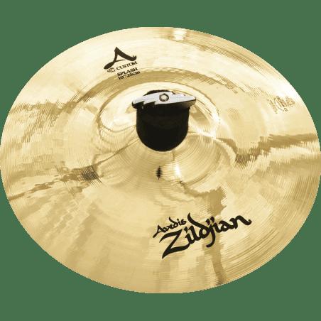 "Cymbale Zildjian a custom 10"" splash Zildjian"