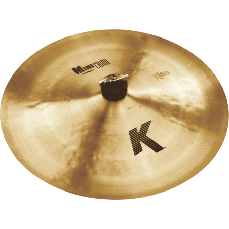 """Cymbale Zildjian k 14"""" mini china Zildjian"""