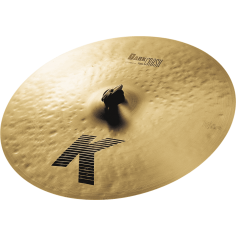 "Zildjian K 17"" dark crash thin"