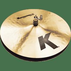 """Zildjian K 14"""" Mastersound hi-hat"""