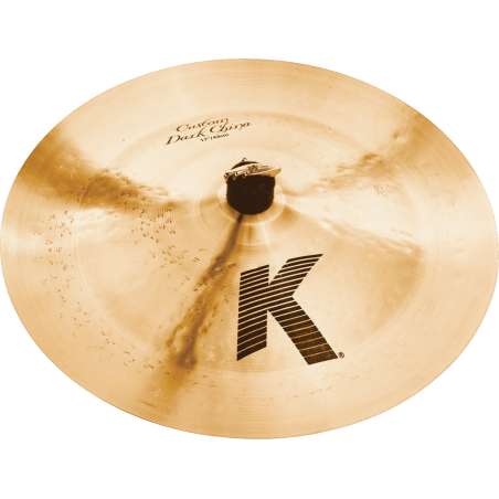 "Cymbale K custom 17"" dark china"