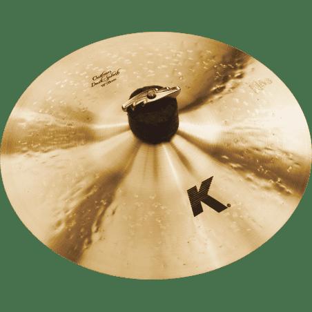 "Cymbale Zildjian k custom 10"" dark splash Zildjian"