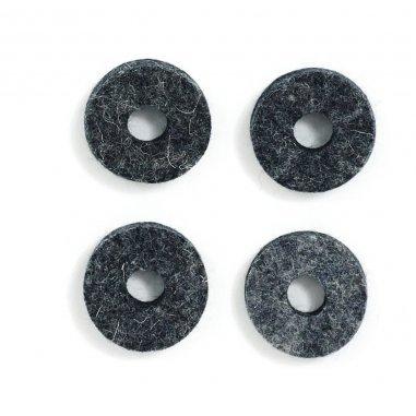 Pieces detachees Gibraltar accessoires pour pied de cymbale feutres pour cymbale Feutres cymbales