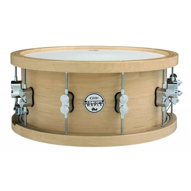 PDP Caisse claire Concept Thick Wood Hoop 14x6,5''