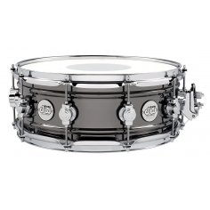 DW Caisse claire Design Black Brass 14 x 5.5''