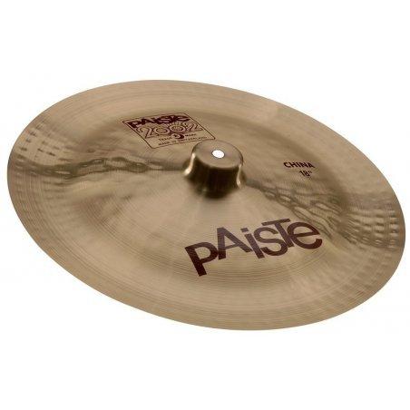 Cymbales china 2002 16'' Paiste