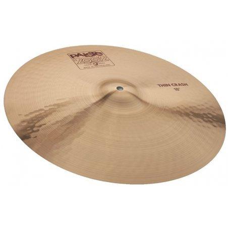 Cymbales crash 2002 16'' thin