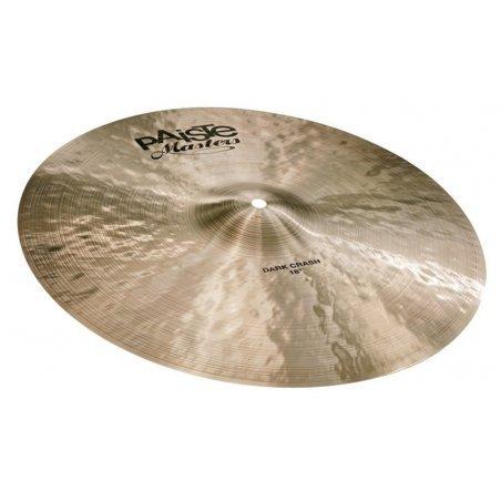 Cymbales crash masters 18'' dark crash