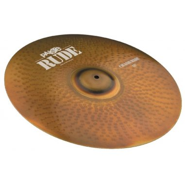 PAISTE Cymbale Crash/Ride Rude 18''