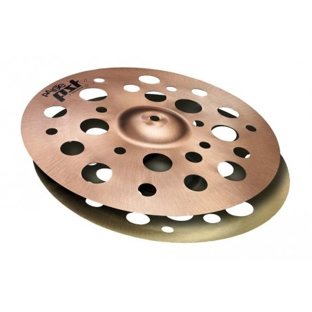 Cymbales d'effet pst-x swiss hats 14'' flanger stack