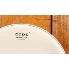 """CODE Générator coated 12"""""""