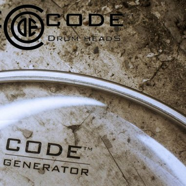 code generator clear 12 pouces