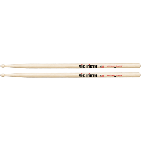 Baguettes Vic firth 5a american classic hickory Baguettes