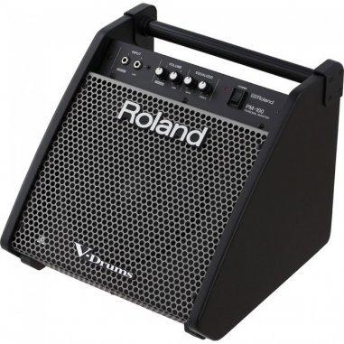 ROLAND ampli batterie electronique PM-100