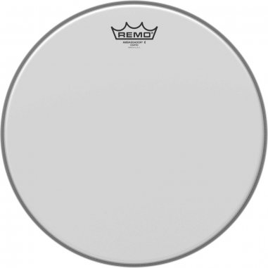 "remo ambassador X 14"" coated"