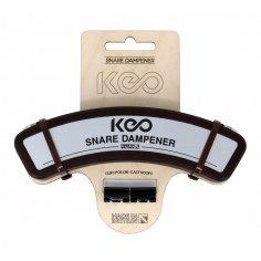 Etouffoir amovible KEO pour caisse claire avec fixation magnétique