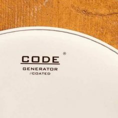 CODE - Generator Coated 8