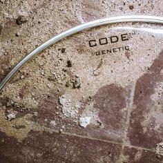 code genetic 3mm clear reso 14
