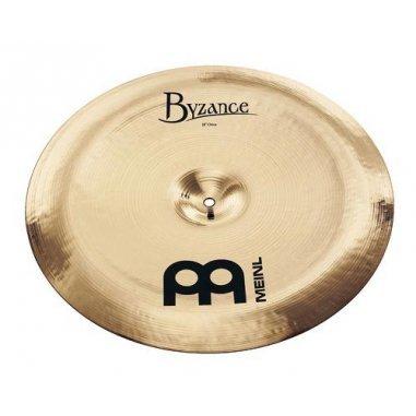 Cymbale Chinoise meinl byzance 18'' brillante Meinl
