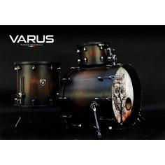 """VARUS """"Icona Custom"""" érable - Old Burnt 22""""x19 12""""x8 16""""x16"""