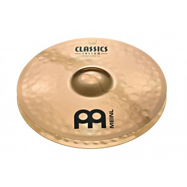 Cymbale Charleston meinl c.custom 14'' medium Meinl