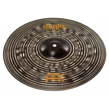 Cymbale Crash meinl c.custom 16'' dark Meinl