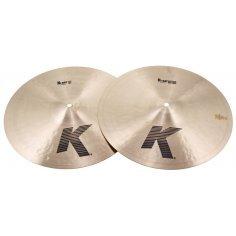 """Zildjian - paire Hi Hats - K 14"""""""