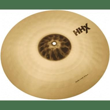 "Cymbale Sabian hhx studio crash 18"" Sabian"