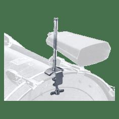 Pearl Support cloche droit sur grosse caisse