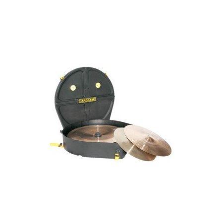 Housses Hardcase 12 cymbales 24'' avec roues hnprocym Cymbale