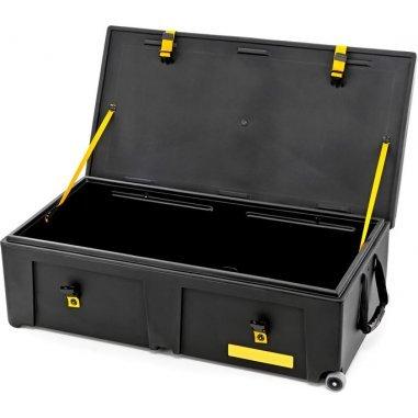 Housses Etui hardcase accessoires 36'' avec roues