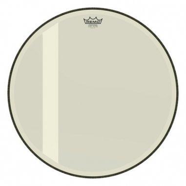 Peaux Remo powerstroke 3 hazy felt tone de 22'' pour grosse caisse Remo