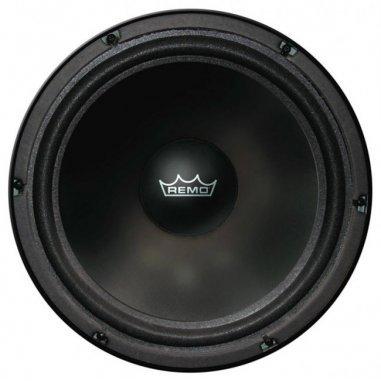 Peaux Peau graphic speaker pour grosse caisse 22'' Remo