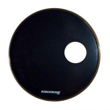 Peaux Aquarian regulator 22'' noire Aquarian