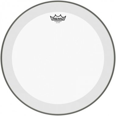 Peaux Remo powerstroke 4 clear 18 Remo