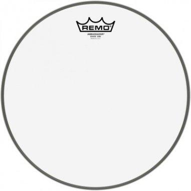Peaux Remo peau de timbre hazy ambassador 15'' pour caisse claire Remo